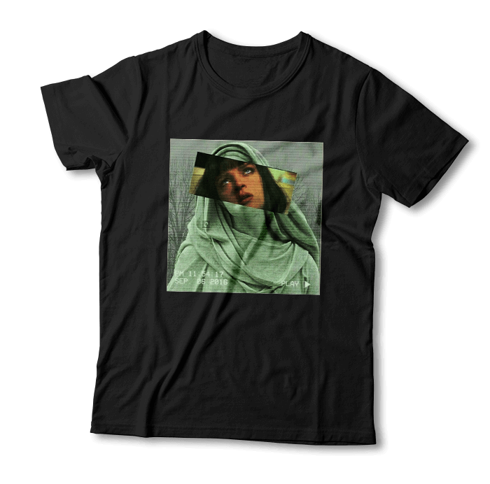 "Tricou ""Virgin Mary"""